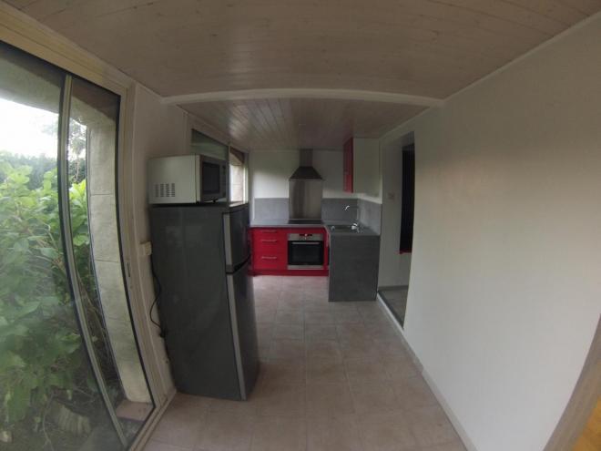 APRES : espace cuisine
