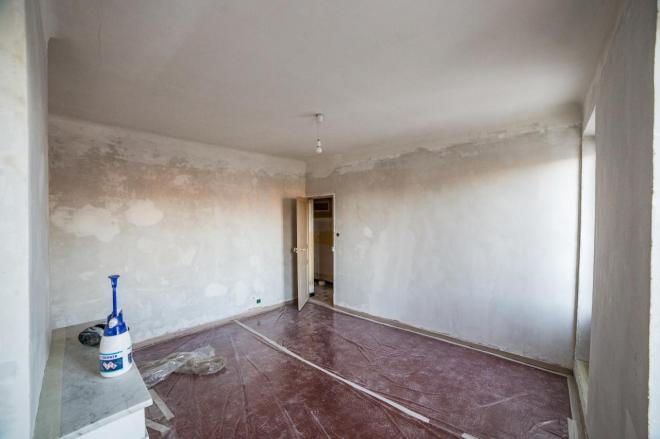 reprise des murs et plafonds