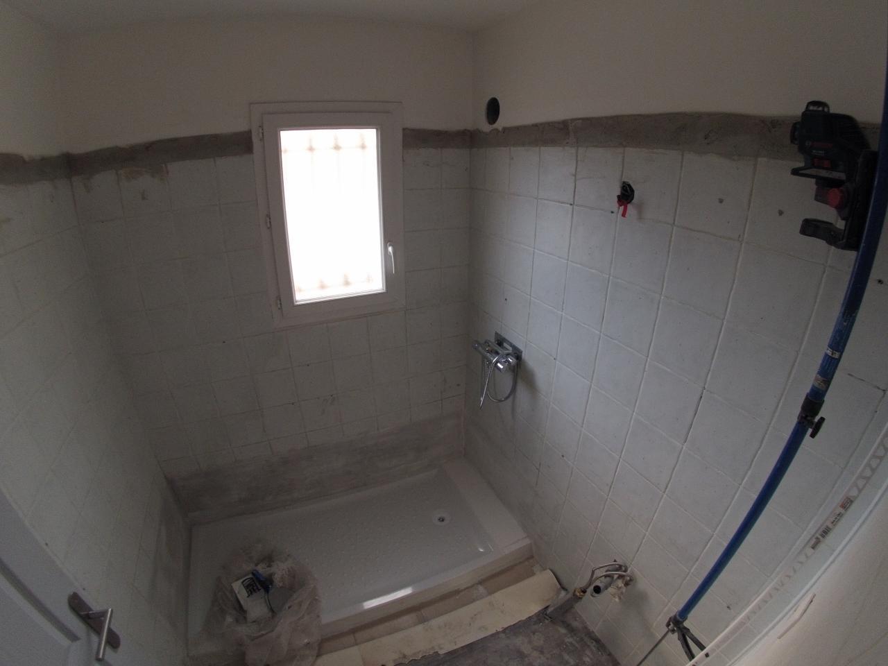13 une nouvelle salle de bain en 8 jours for Nouvelle salle de bain